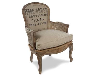 TheGrainSackChair. Pineapple Court. Grain Sack Chair