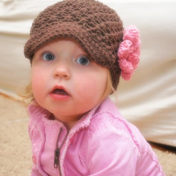 ella's twiggie hat
