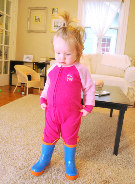 ella's rain boots