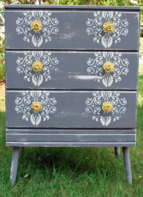 """7"" seal gray dresser after"