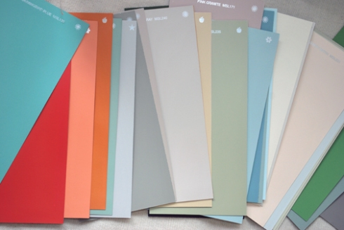 new martha stewart paint colors