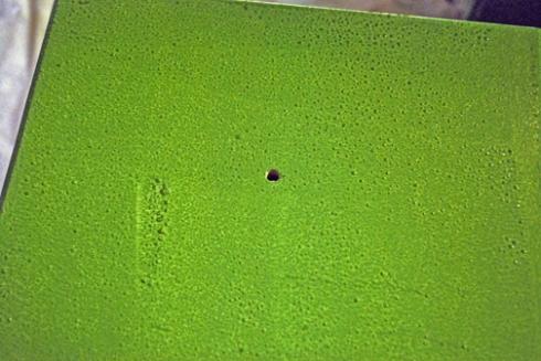 martha stewart paint bubbling up
