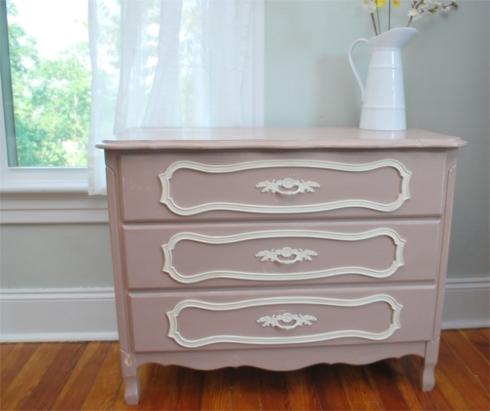 10 rose dresser - after