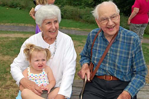 ella's great grandparents