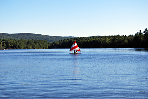 sailing in nh